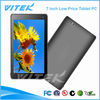 Alibaba A33 Quad Core 1.6GHz 1G+16G 7 inch Tablet PC