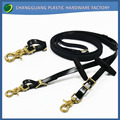 Chinese black new style Plastic PVC horse bridle and reins