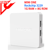 The cheapest Android 5.1 Lollipop Tv Box 1GB/8GB Beelink MINI ONE Android Tv Box RK3229 Rockchip