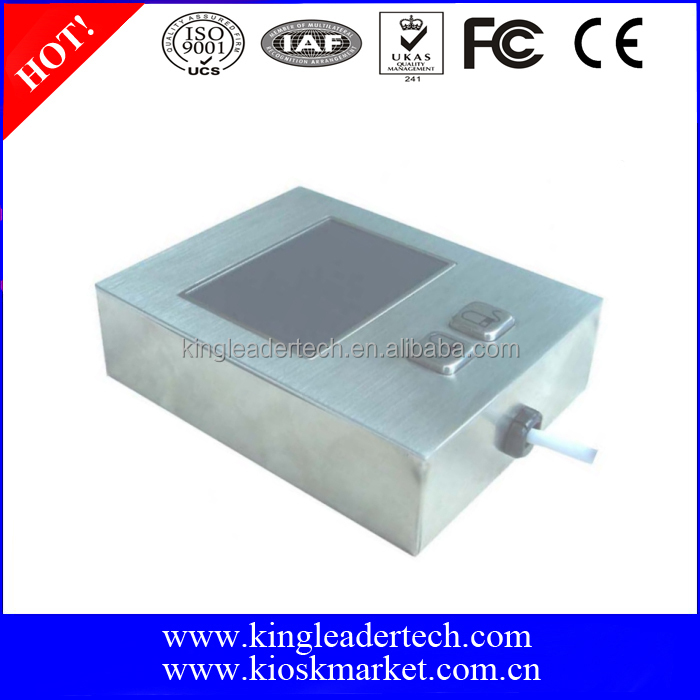 USB interface metal desktop touchpad for industrial application