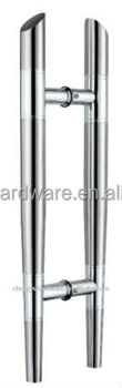 Popular Stainless Steel Glass Door Handle/Pull Handle