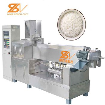 2019 hot sales nutritional  reinforced  Rice machine Production Line