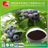 Blueberry extract, (HPLC), 25% pterostilbene