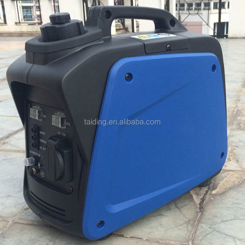 1200 Watt Portable Gasoline Electric Gasoline Generator Power 4 Stroke RV Camping EPA
