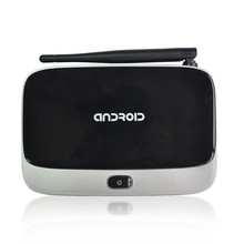 amlogic S805 Quad Core Android 4.4 XBMC Cheapest External Antenna lptv WI FI Android TV Box