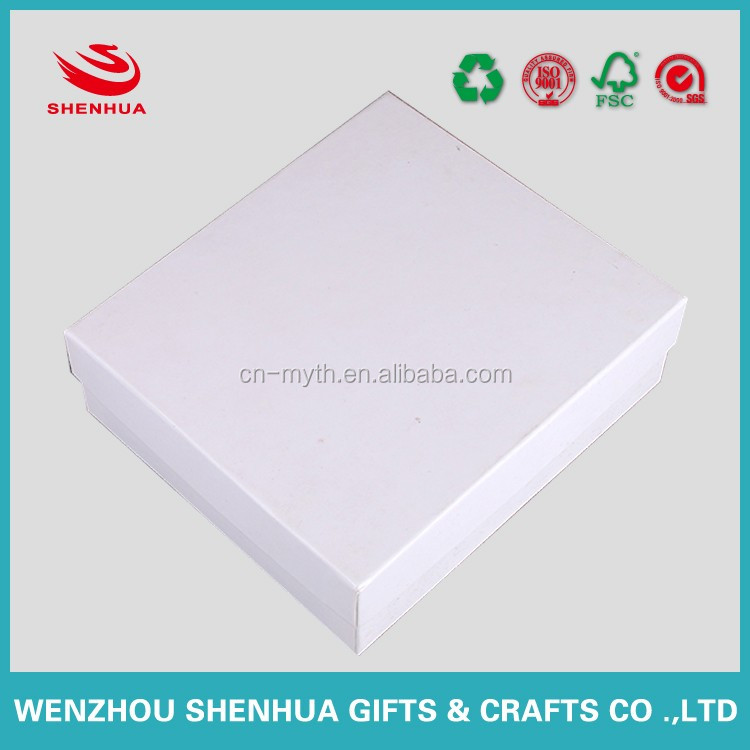 luxury and wholesale paper box for men underwear