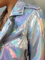 Aurora Iridescent Foil for Textile