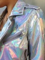 Aurora Iridescent Foil for Textile