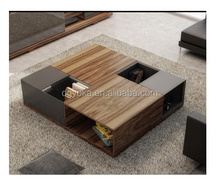 Professional production modern Design Furniture fancy Living Room Furniture bent Coffee Tables