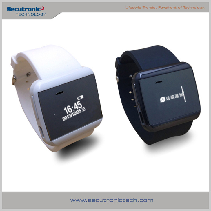 Cheap Price Pebble Smart Watch with Nanometer Waterproof Bluetooth for Android Smart Phone