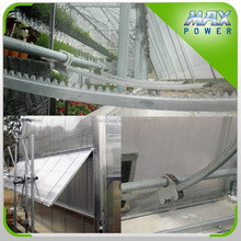 electric motors rack and pinion for greenhouse window