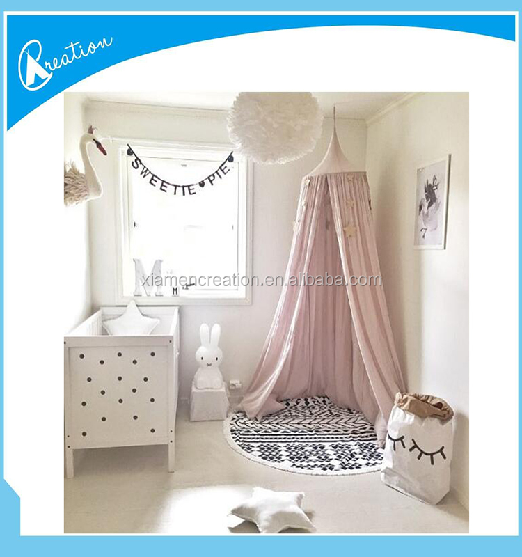 Newest kids bed tent canopy hanging bed canopy