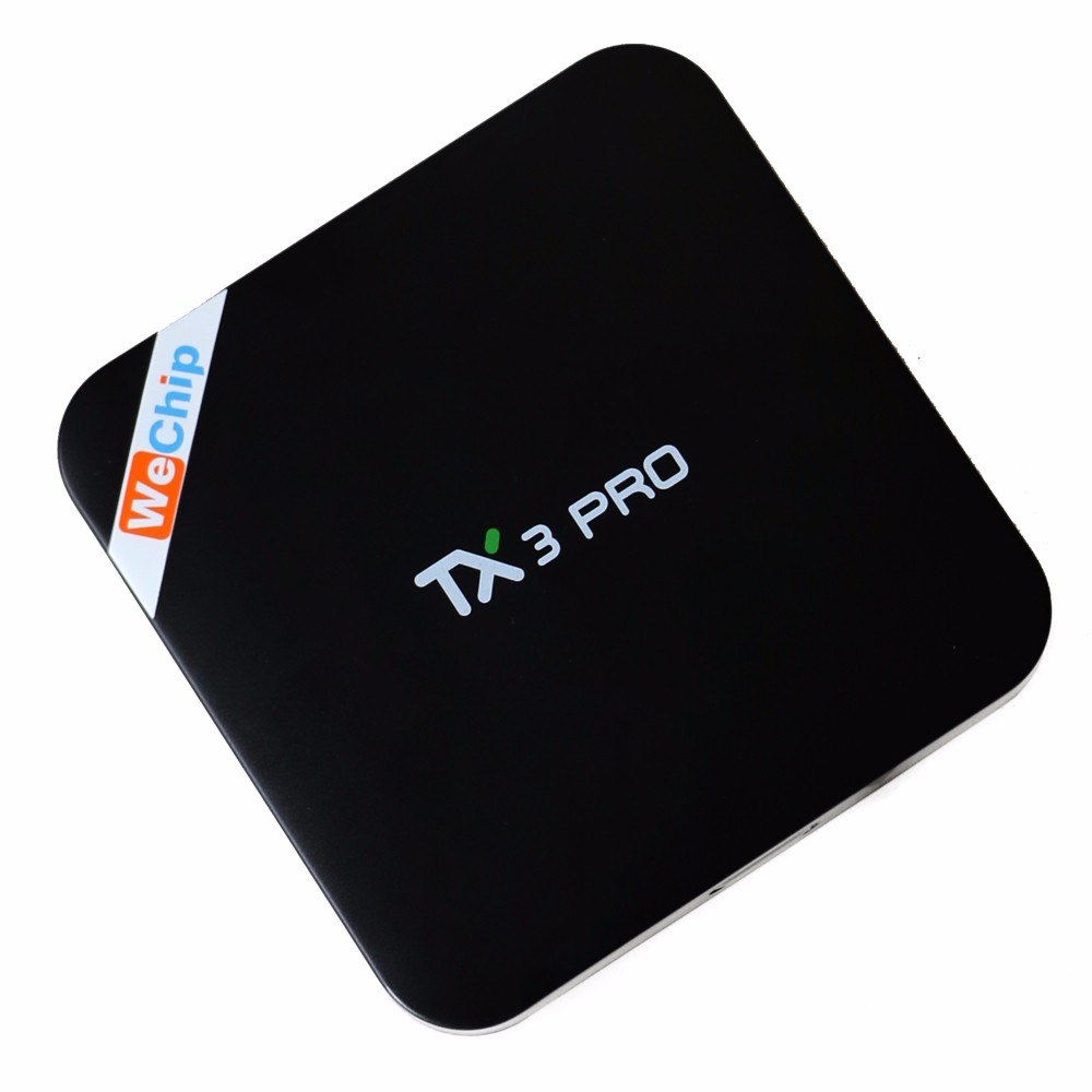 S905X TX3 Pro 4k quad core 1g 8g android 6.0 Marshmallow KD Media Player
