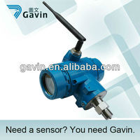 Intelligent Wireless Pressure Transmitter with LCD Display