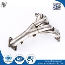 Factory outlets stainless steel turbo exhaust manifold for 98-02 Chevy 2.2L 4-1 header