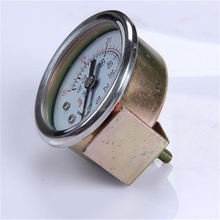 Durable LightWeight Easy To Read Clear stainless steel laser welded pressure gauge