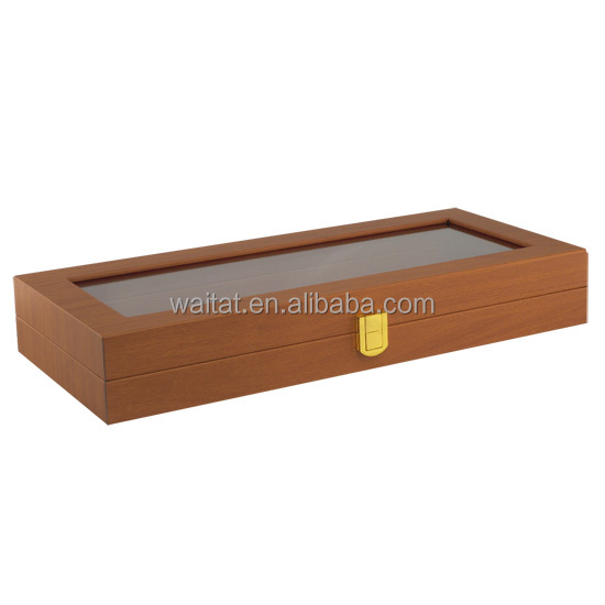 Long MDF Wooden Jewelry Gift Packaging Box