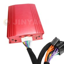 car amplifier class d mono 4 CH korea car professional power amplifier DSP Plug&Play