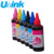 UVINK brand direct buy china sublimation inks for epson l800