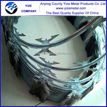 SGS certificated High quality razor barbed wire netting razor barbed for sale