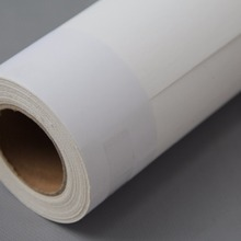New artist custom 420g matte stretched bright white no crack pure cotton canvas rolls seedless for eco-solvent inkjet printing