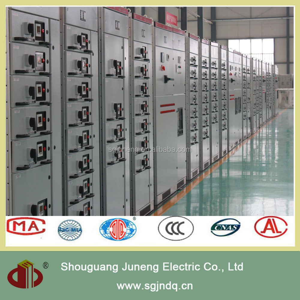 GCK draw-out MCCB low voltage cubicle electric switchboard