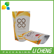 Alibaba china supplier wholesale white kraft paper packaging bag for food