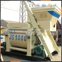 Henan lowest price modular type mobile concrete mixing plant