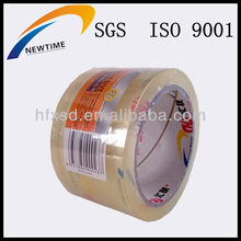 Red brown yellowish bopp packing tape manufacture