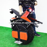 Sunnytimes new fashion off road one wheel electric scooter 26 inch big wheel self balancing motorcycle