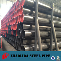 api pipes ! carbon welded scaffolding tubular screwed/threaded steel pipe