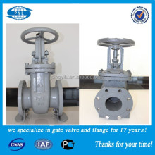 "Carbon steel rising stem kitz pn16 wedge 2"" inch gate valve"