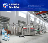Automatic Pure Water System For Washing Filling Capping
