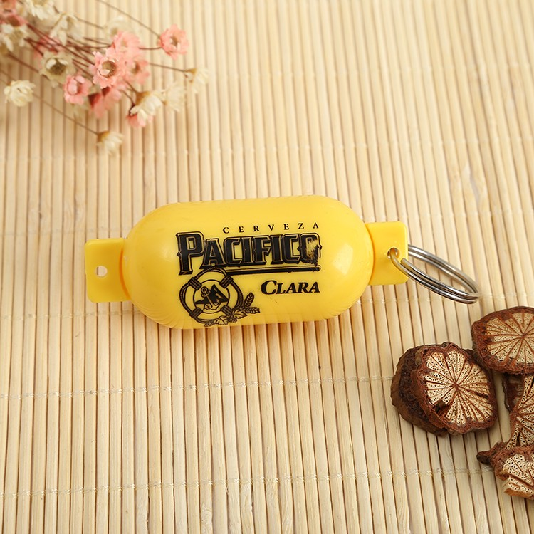 custom shape High Quality 3D solid PVC Key chain