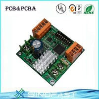 No MOQ Computer Motherboard / Router Network Board and Multilayer Pcb Assembly