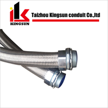 stainless steel coated liquid tight explosion flexible conduit