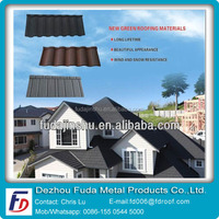Antique Chinese Metal Roof Tiles