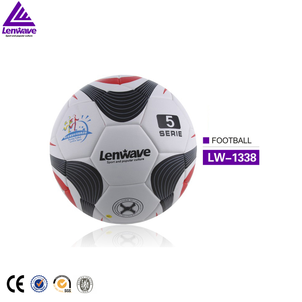 Factory Directly top 10 soccer ball brands Wholesale PU Cheap Soccer ball Size 5