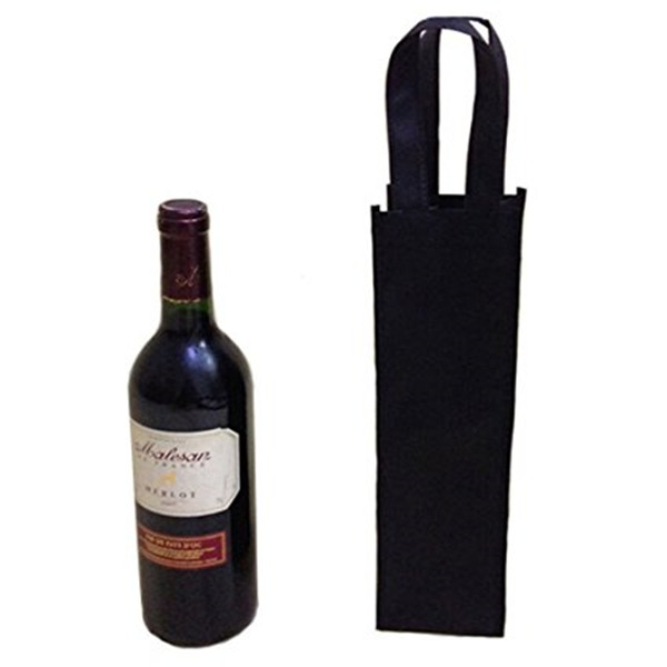 OEM factory wholesale fabric wine bottle gift bag pattern