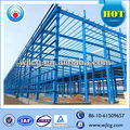 steel frame prefabricated warehouse workshop
