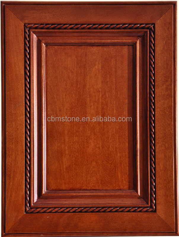 Acrylic Laminate Wood Kitchen Cabinet Door