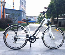 taiwan electric bicycle with hidden battery and accessories