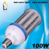 zhongshan J&L direct sale 100W SMD5630 LED corn light for extra shipping cost
