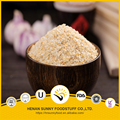 100% pure dehydrated garlic granules factory prices and premium grade