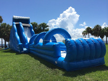 Water Park Water Slide for Kids or Adults Summer Entertainment