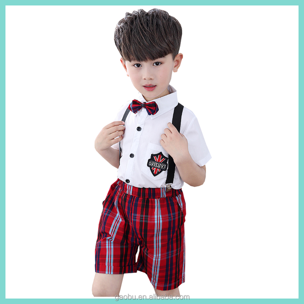 Boys International Kindergarten School Band Uniform