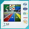 Athletic Synthetic Rubber Running Track Material, Colored EPDM Rubber Granules