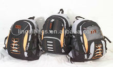 2013 fashion trend urban sport backpack in nylon fabric