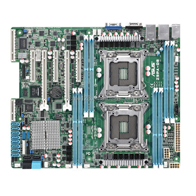 High Quality for ASUS Z9PA-D8 Server Motherboard- Dual Socket 2011- Intel C602-A PCH