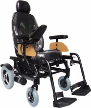 2017 New model reclining electric wheelchair EW8708 handicapped electric wheelchair